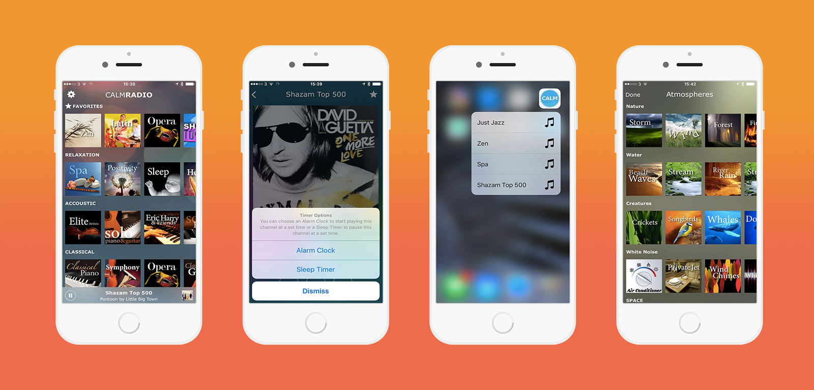 Calm Radio for iOS