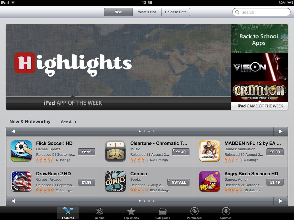 Ben Dodson — Freelance App Developer for iPhone, iPad, Mac, Apple TV