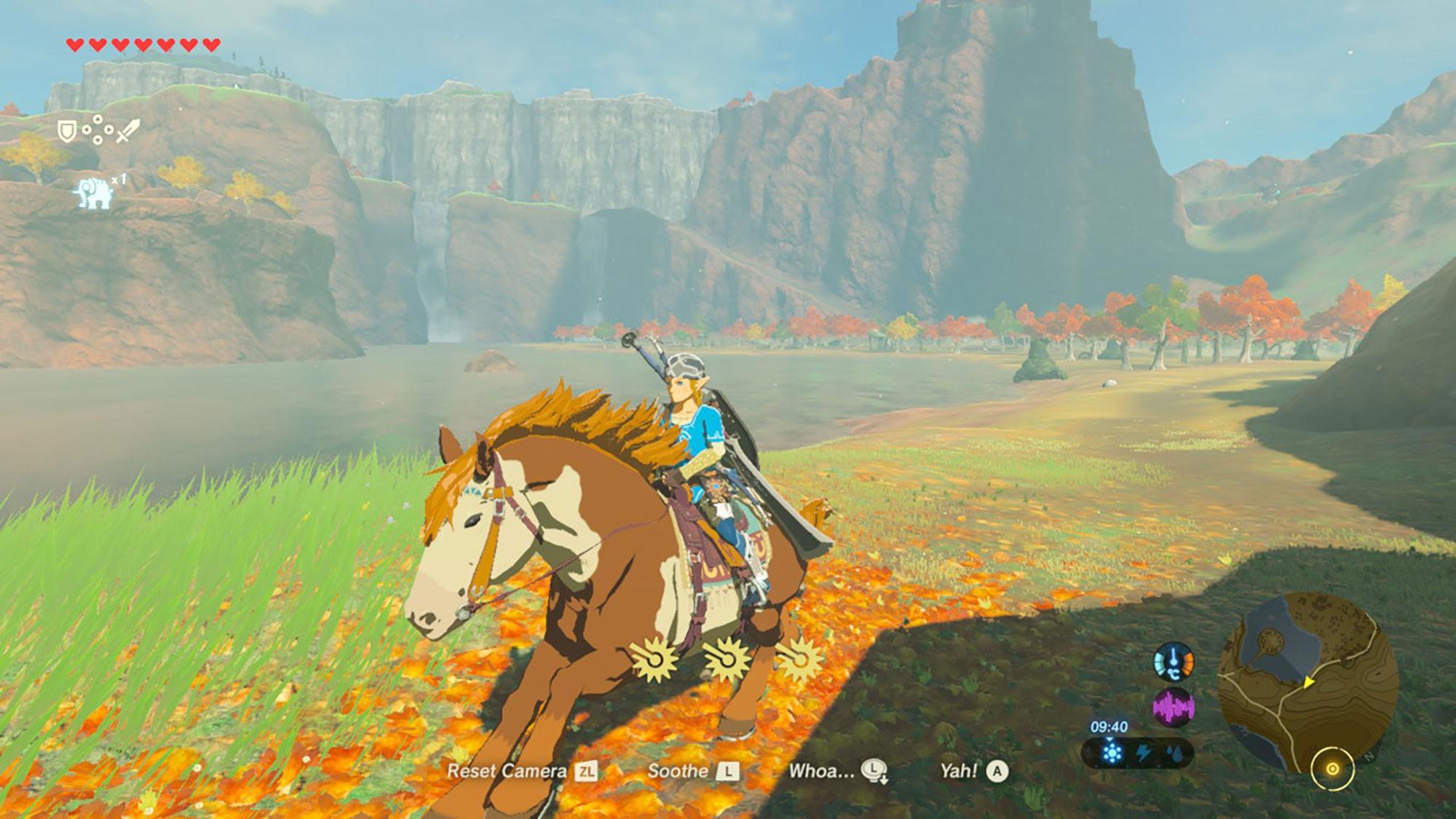 I have several horses all named Epona