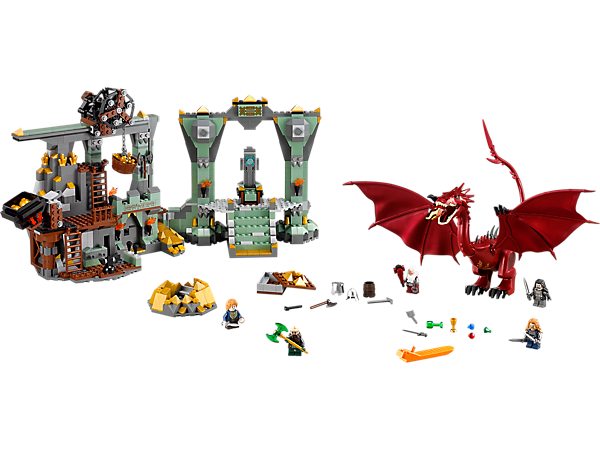 LEGO The Hobbit: The Lonely Mountain