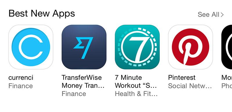 7 App Icons
