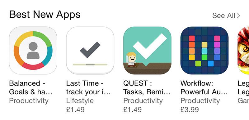 Tick App Icons