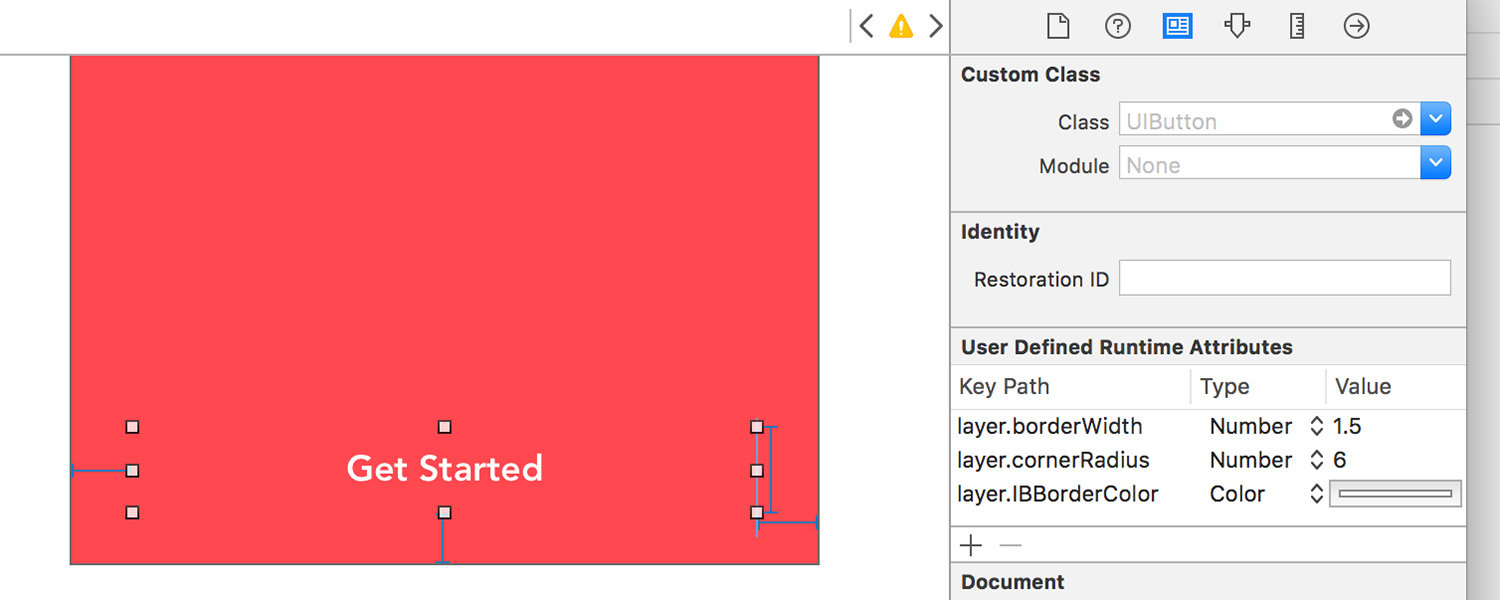 Swift extension to make CALayer borderColor and shadowColor